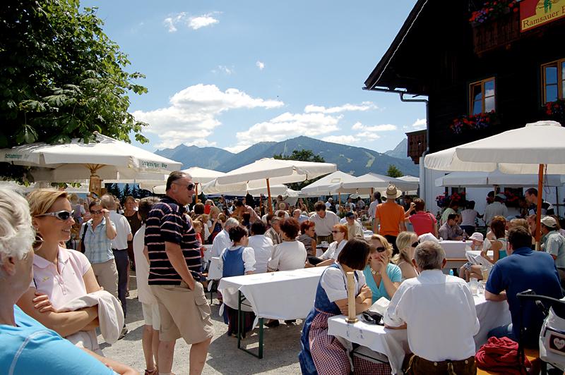 Biofest in Ramsau am Dachstein