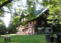 Urige Bio Pension Waldhof