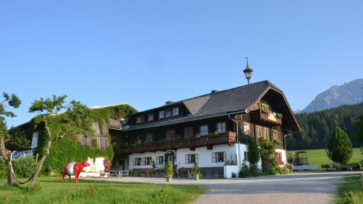 Bauernhaus Friener imSommer