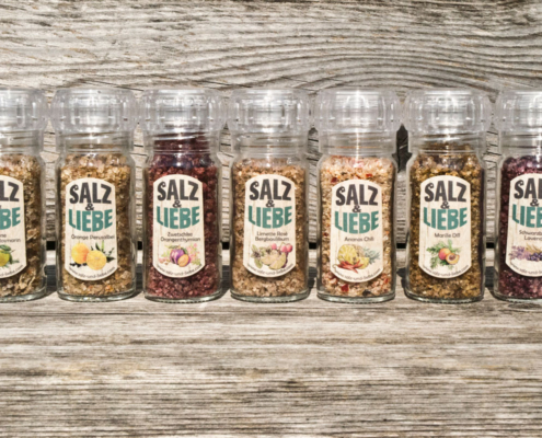 Salz&Liebe Mühlen